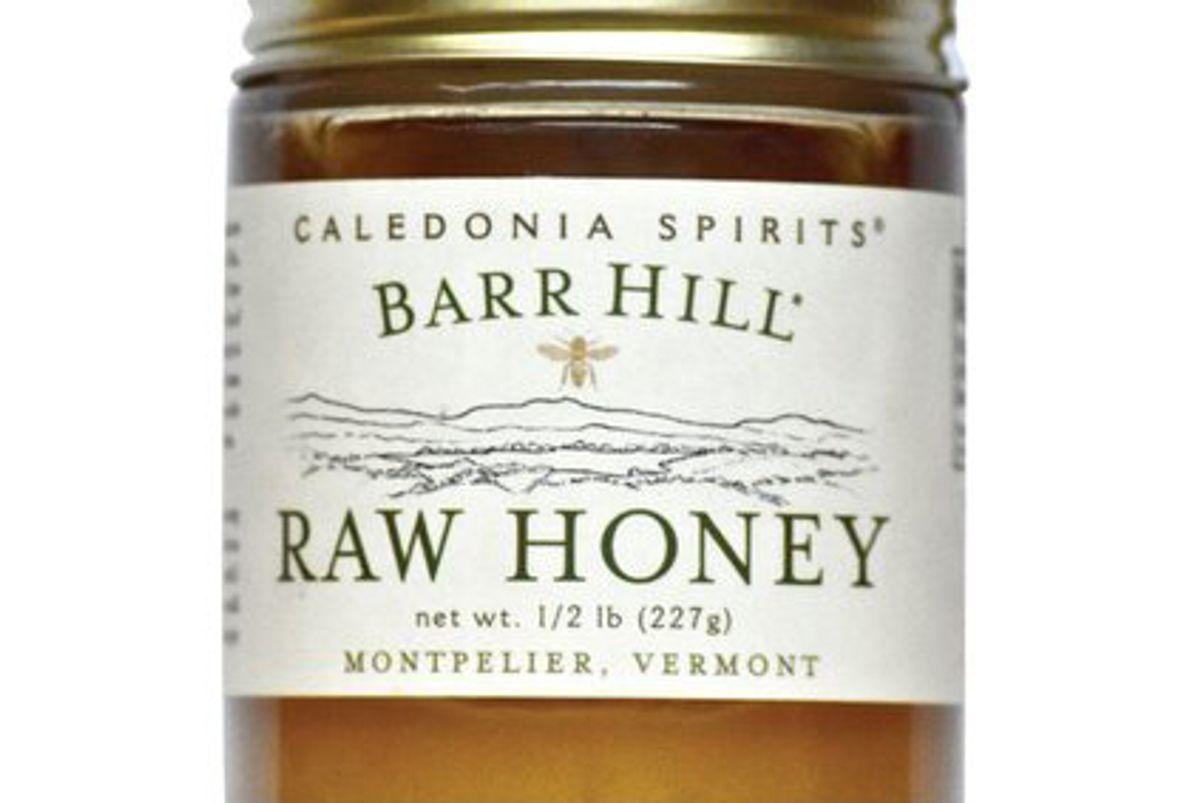 barr hill raw honey