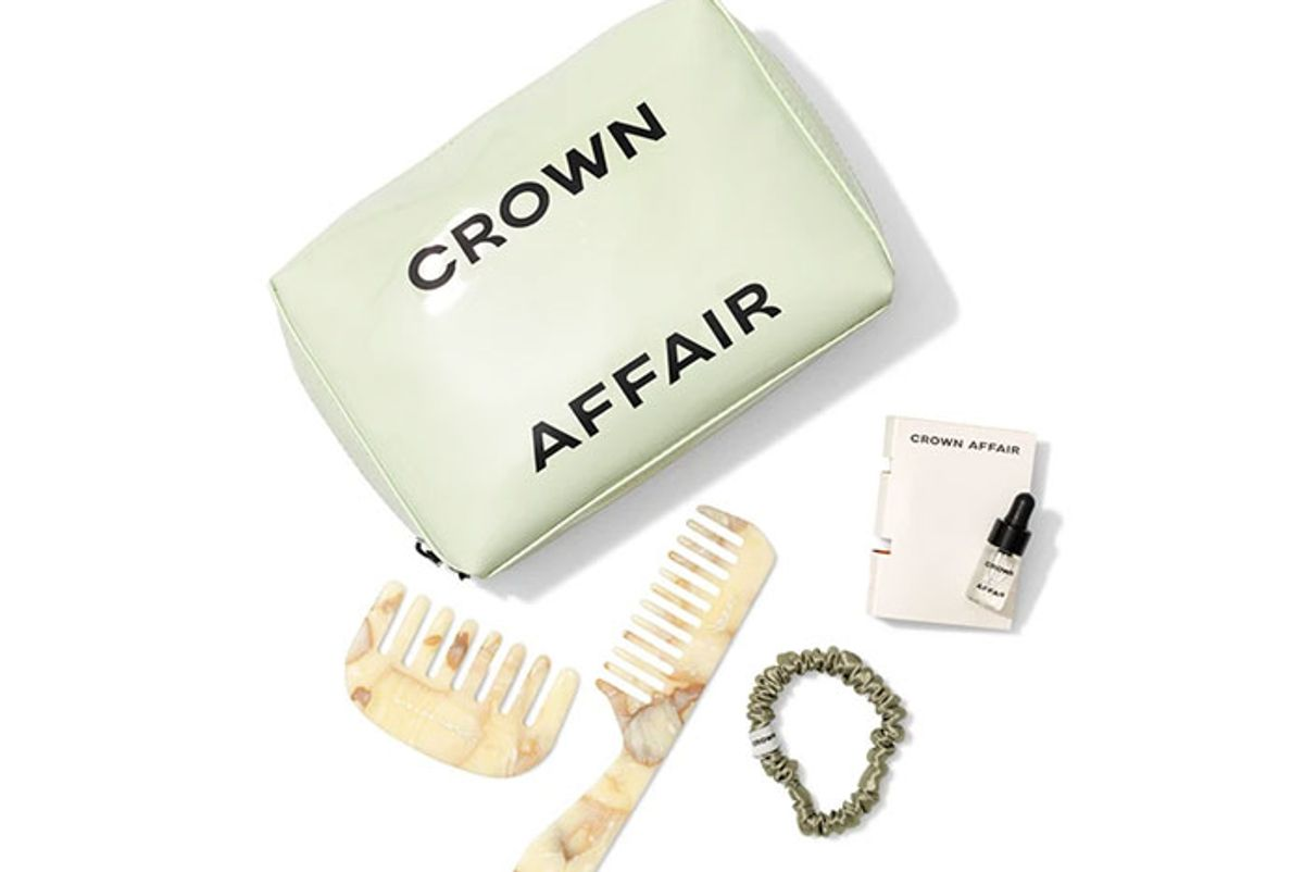 crown affair the holiday kit
