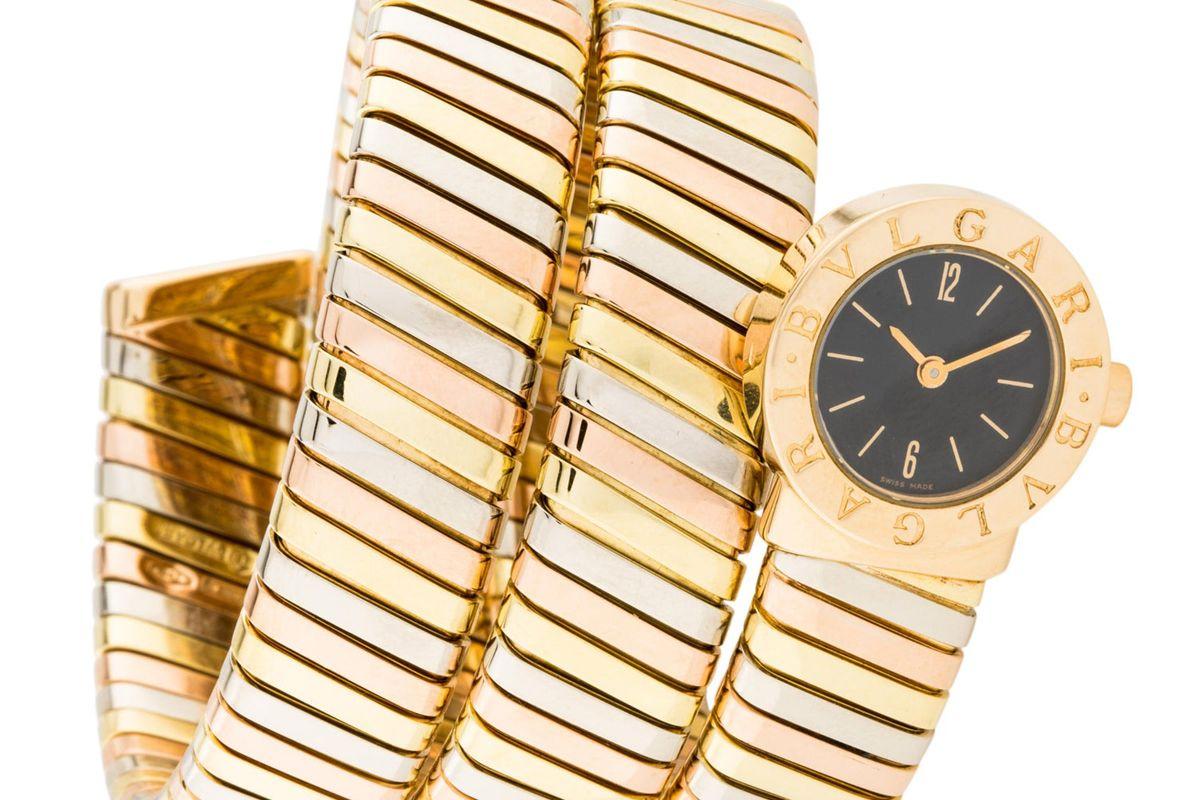 bulgari tubogas watch