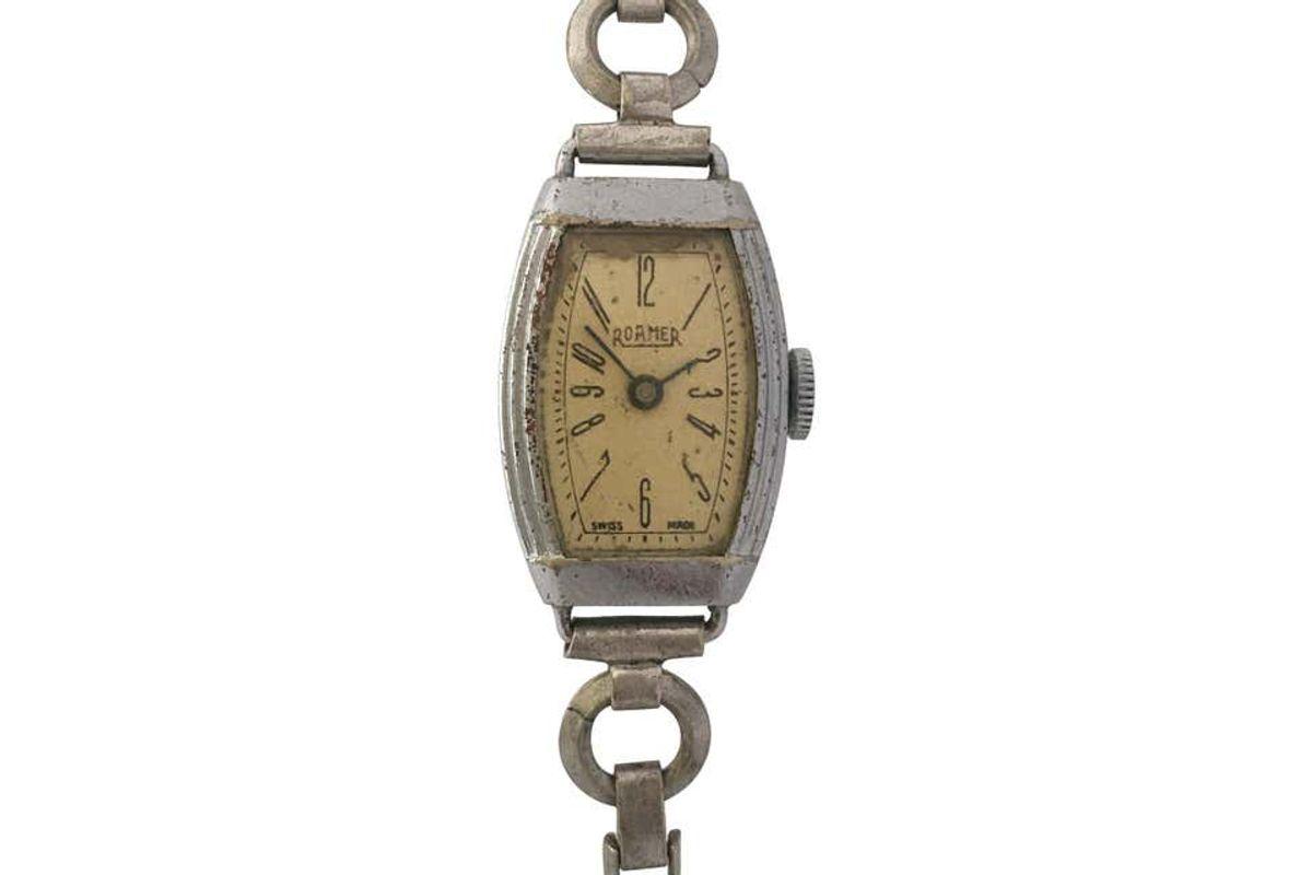 roamer vintage mechanical watch