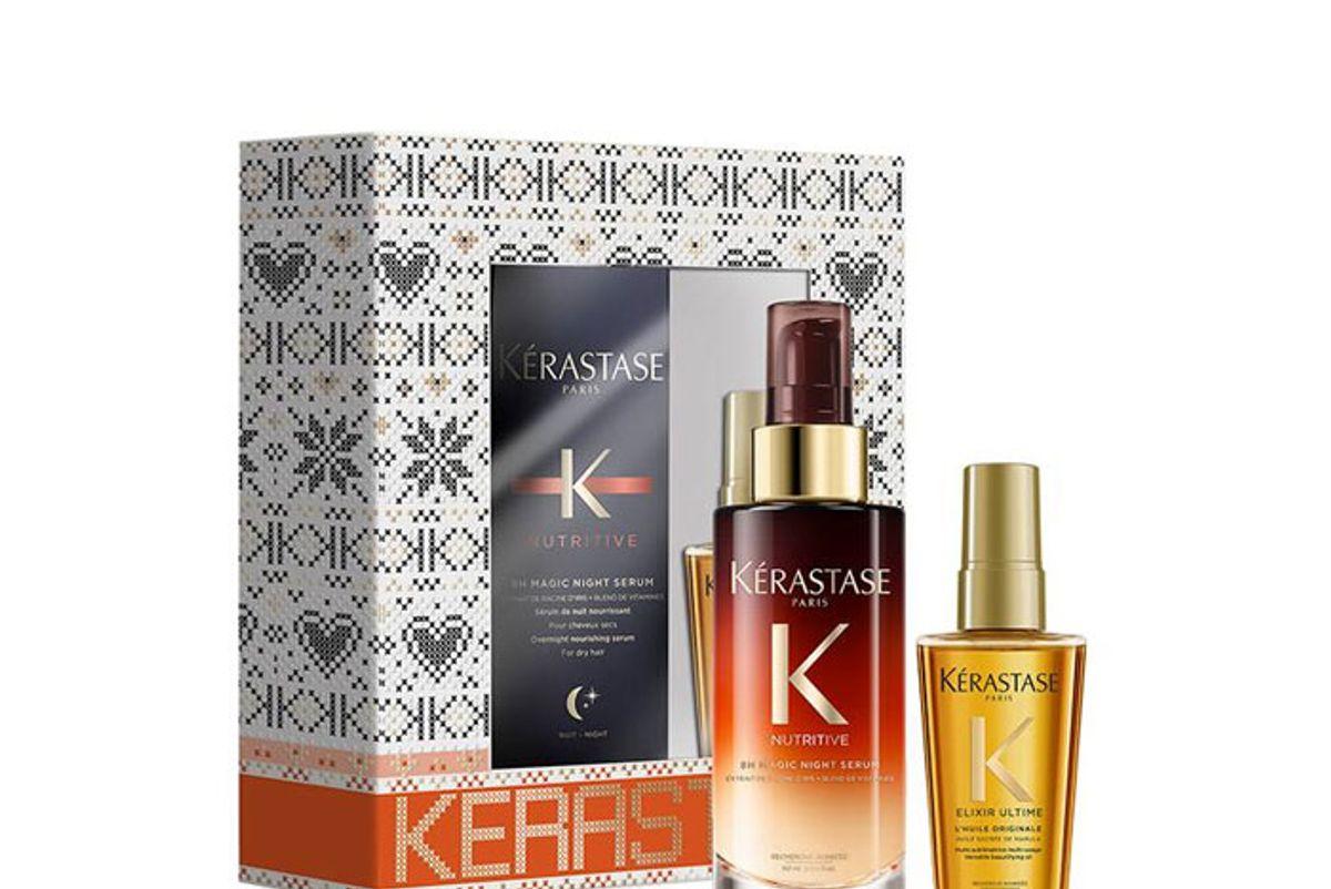kerastase nutritive luxury gift set duo