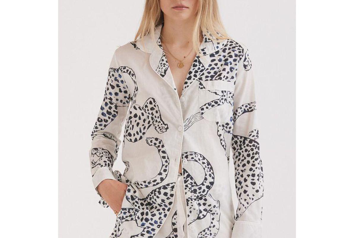 desmond and dempsey signature pyjama set