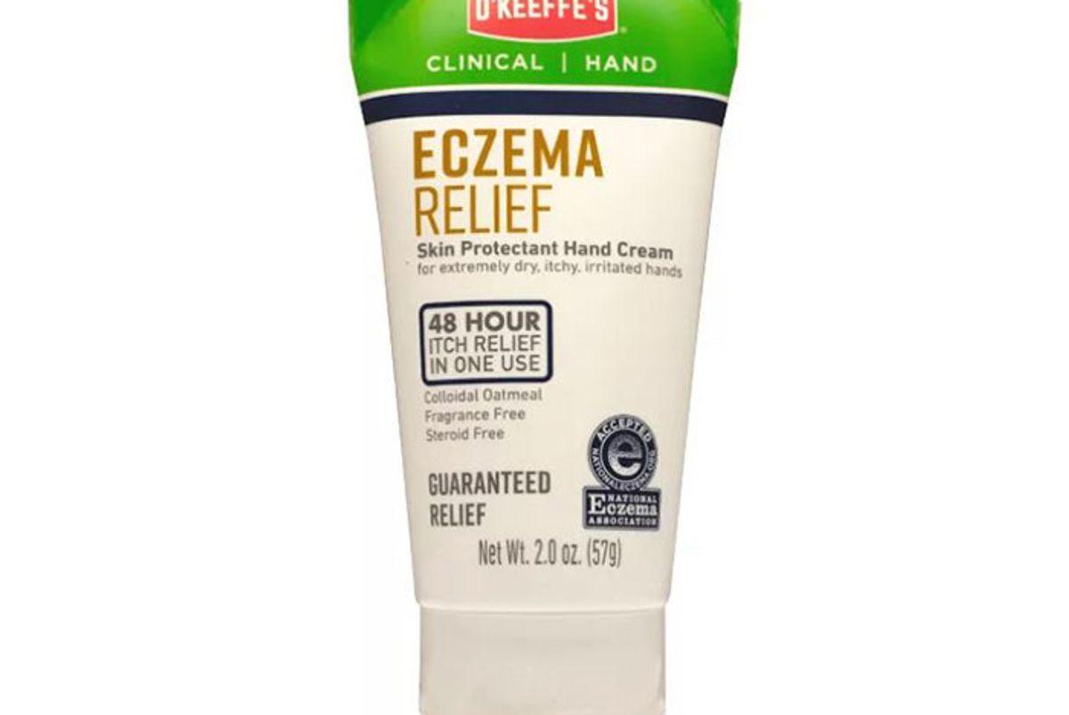 okeeffes eczema relief hand cream