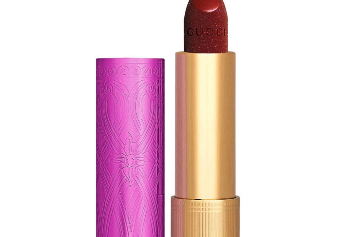 gucci 511 madge red rouge levres lunaison lipstick