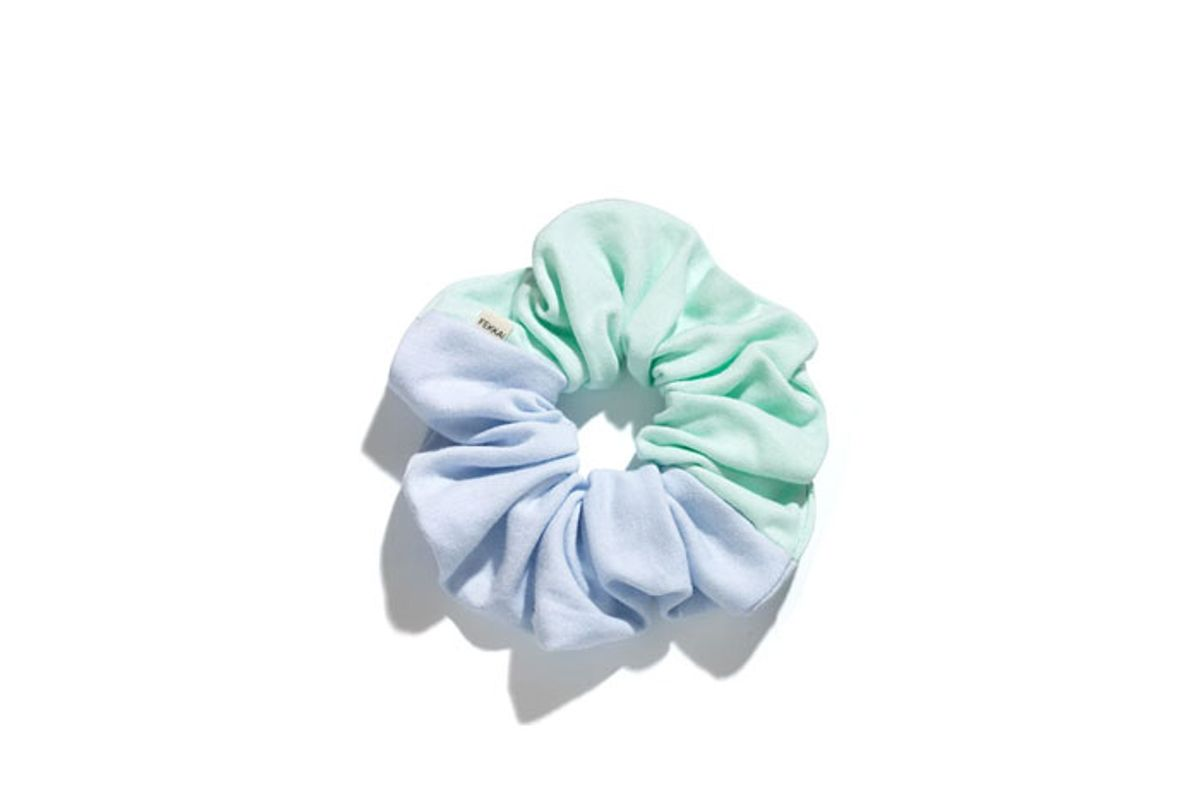 lele sadoughi x fekkai oversized scrunchie