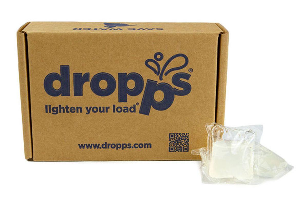 dropps sensitive skin baby detergent
