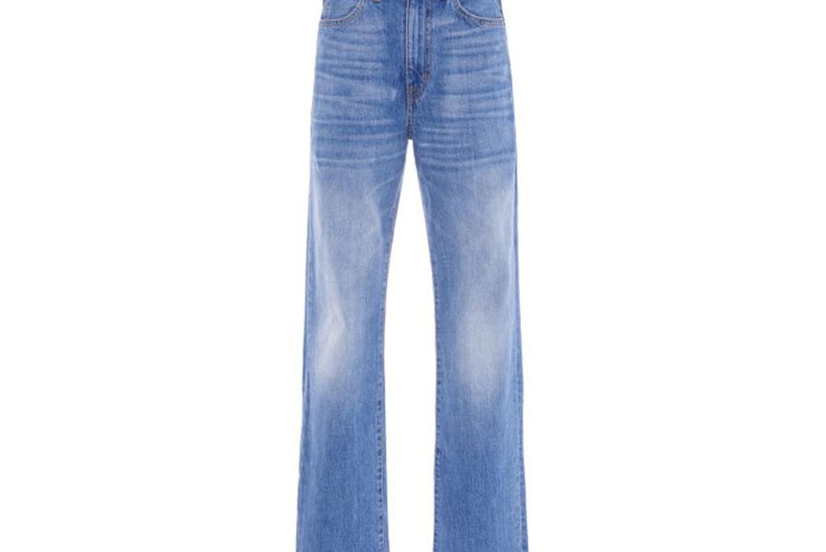 slvrlake london stretch high rise straight leg jeans