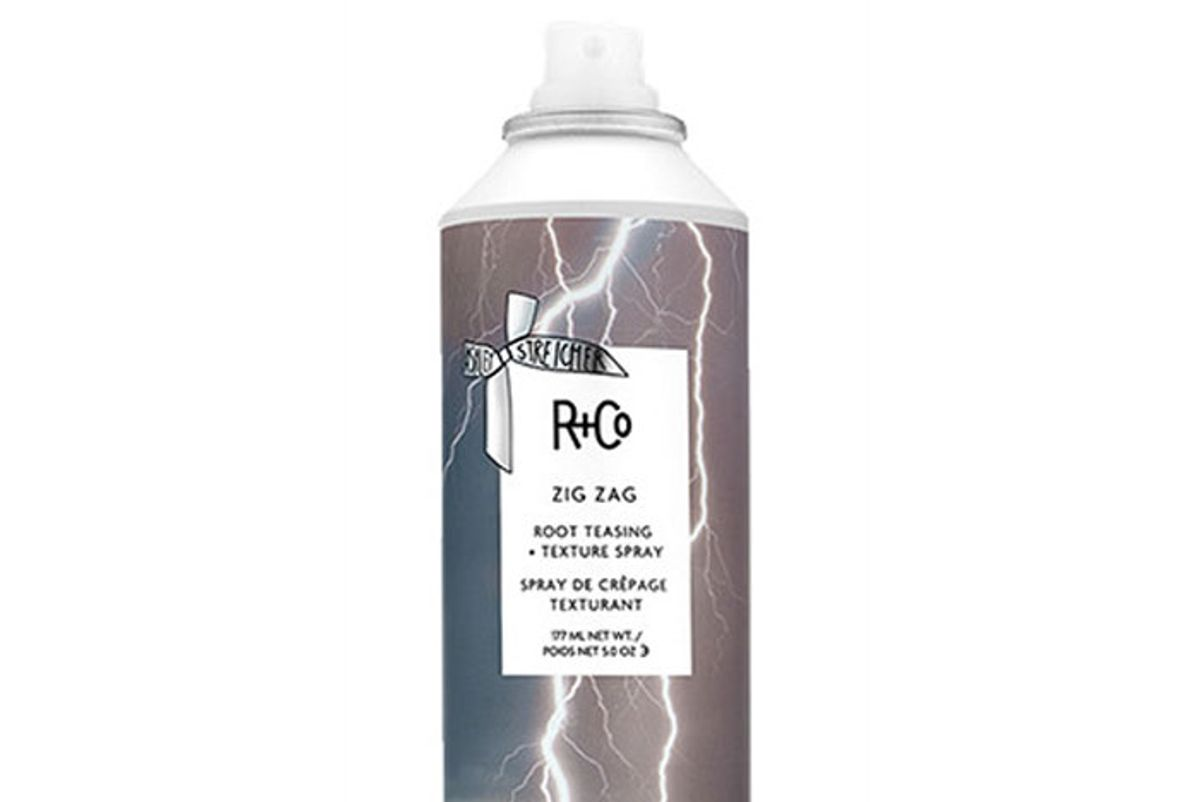 r and co zig zag root teasing texture spray