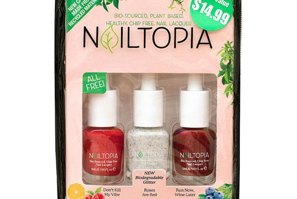 nailtopia roses are red holiday kit