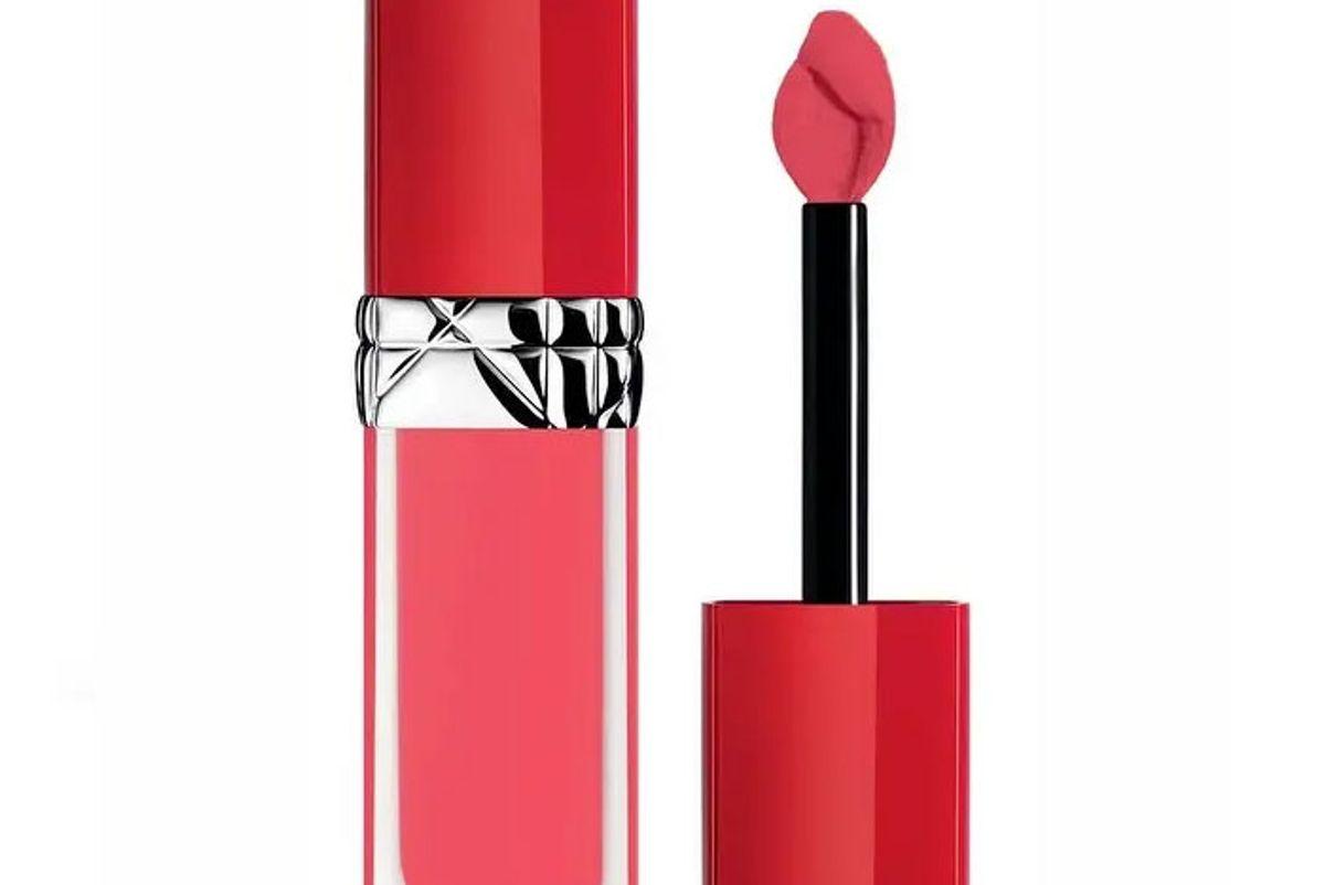 dior rouge dior ultra care liquid lipstick in fantasy