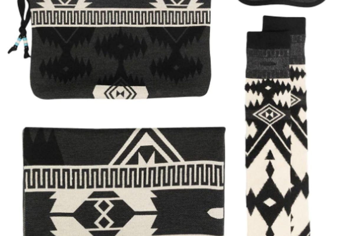 alanui four piece travel kit