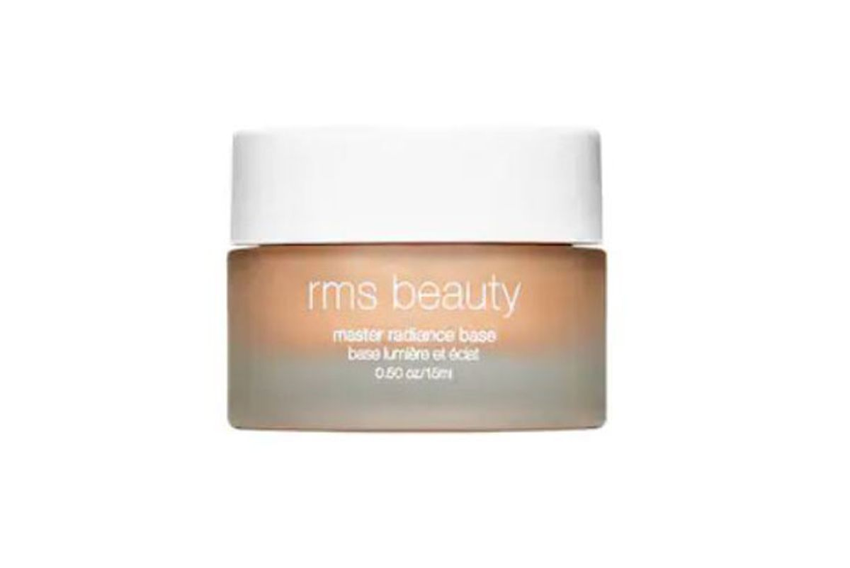 rms beauty master radiance base cream highlighter
