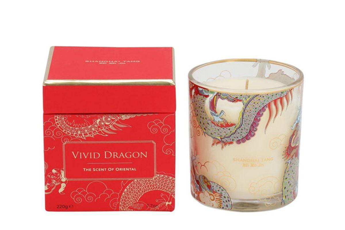 shanghai tang vivid dragon scented candle