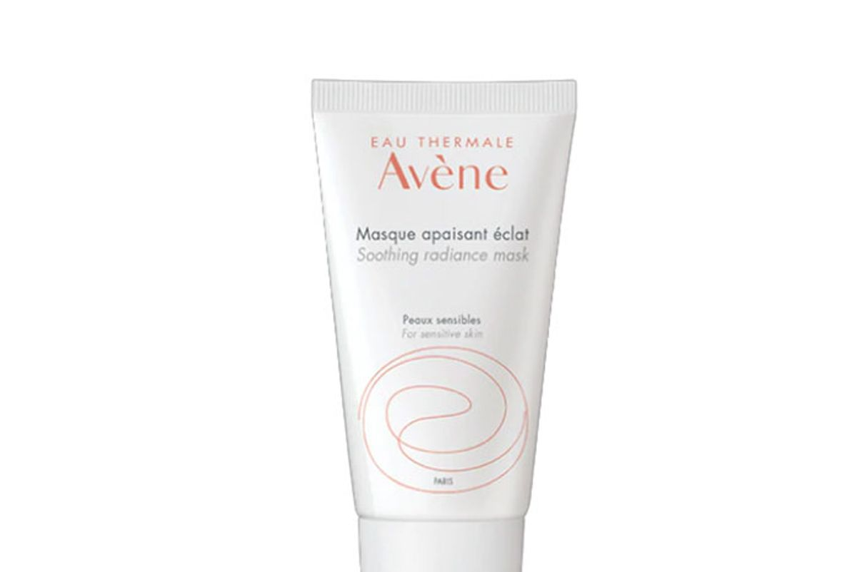 avene soothing radiance mask
