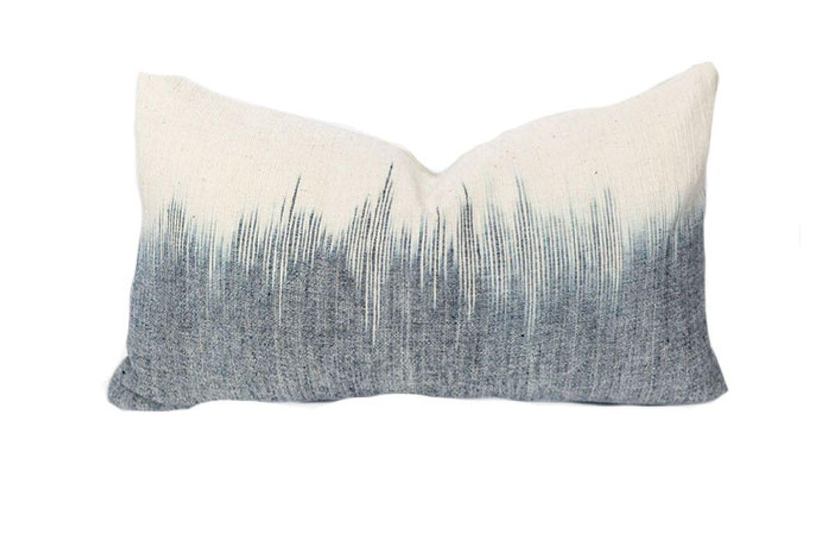 atelier nomad vientiane lumbar pillow