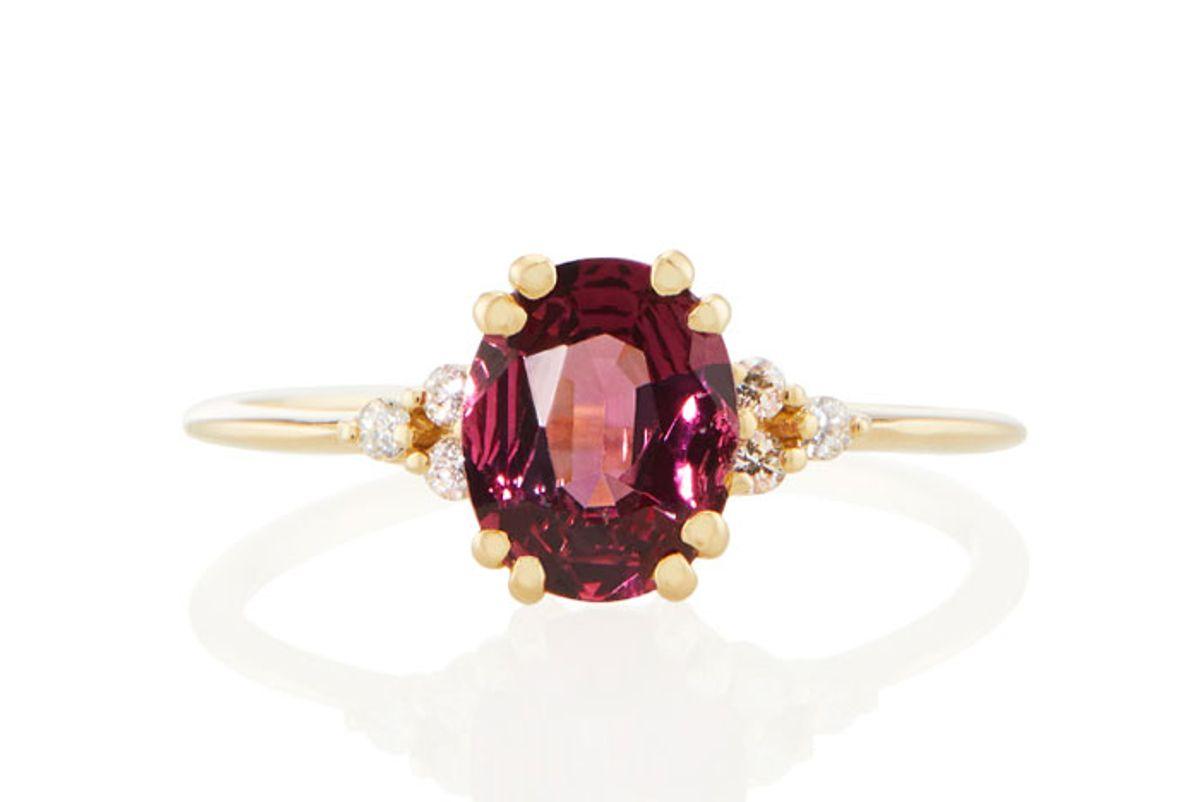 vale jewelry juno ring garnet