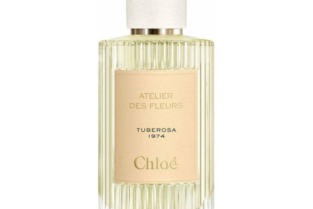chloe atelier des fleurs tuberosa 1974 eau de parfum