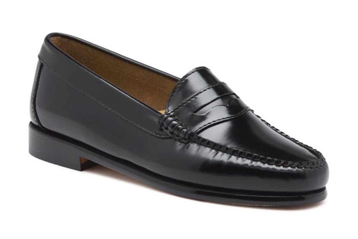 bass diane penny loafer