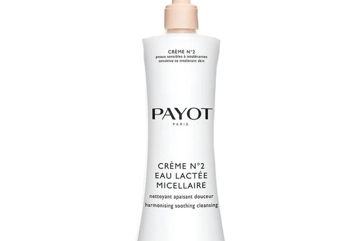 payot harmonising soothing cleanser