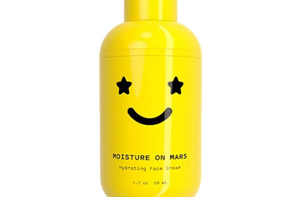 starface moisture on mars