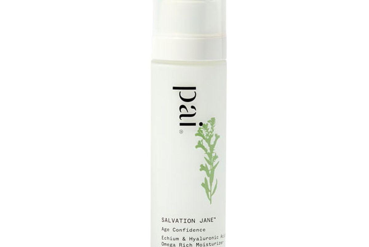 pai salvation jane echium hyaluronic acid omega rich moisturizer