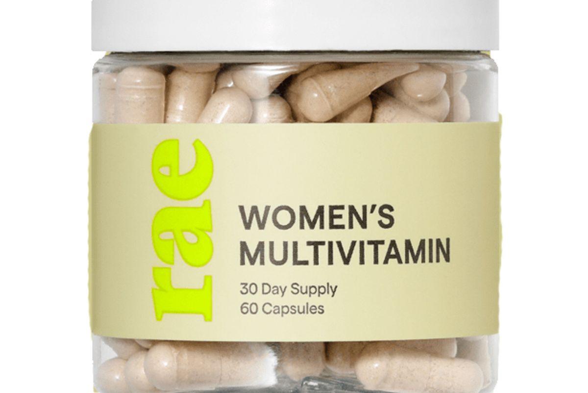 rae wellness multivitamin capsules