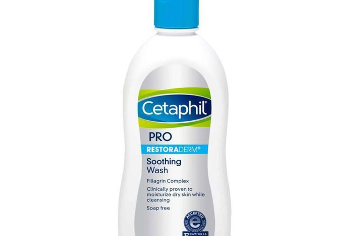 cetaphil restoraderm soothing wash