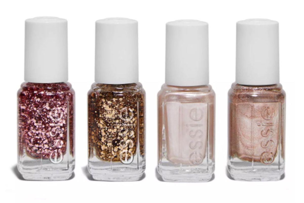 essie core mini nail polish gift set