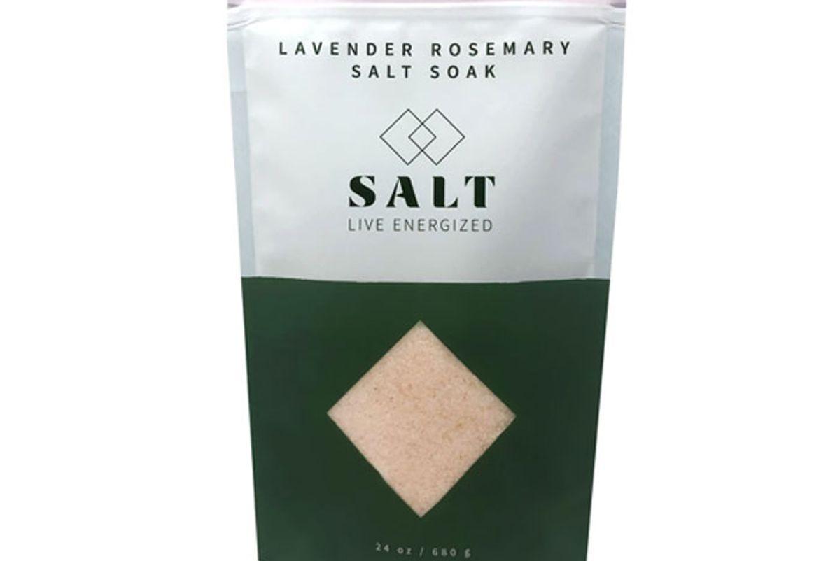 salt live energized lavender rosemary salt soak