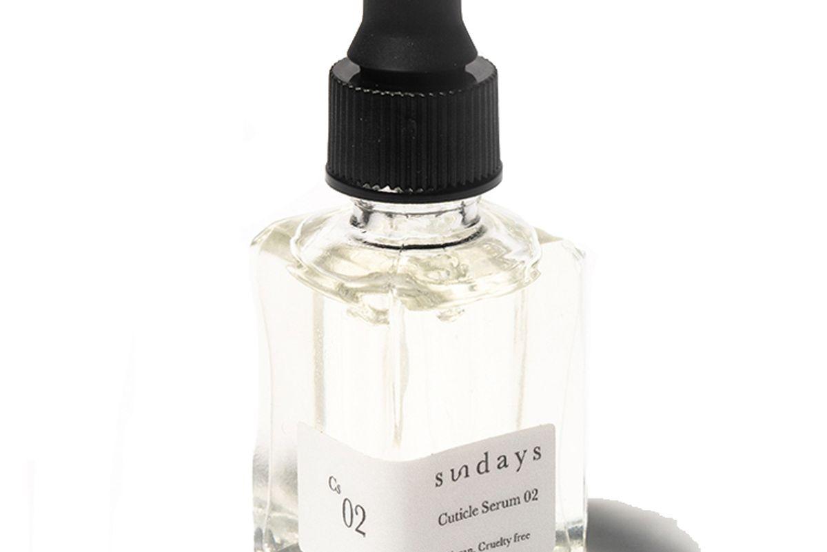 sundays cs 02 hydrating cuctile serum