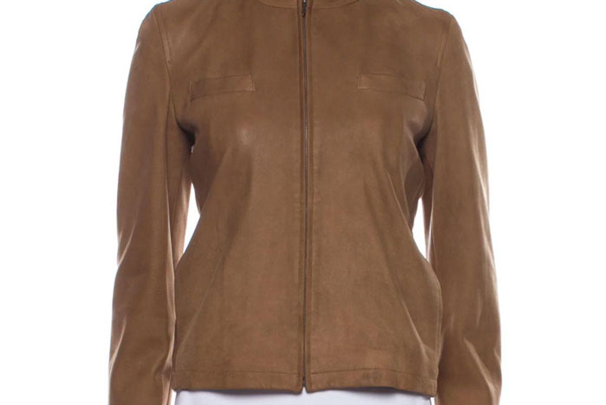 ralph lauren vintage leather jacket