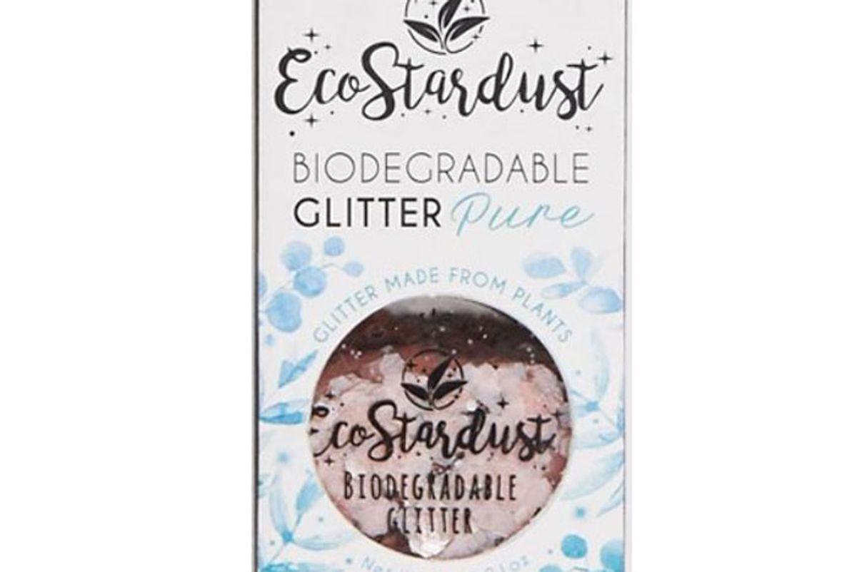 ecostardust jellyfish biodegradable glitter pure
