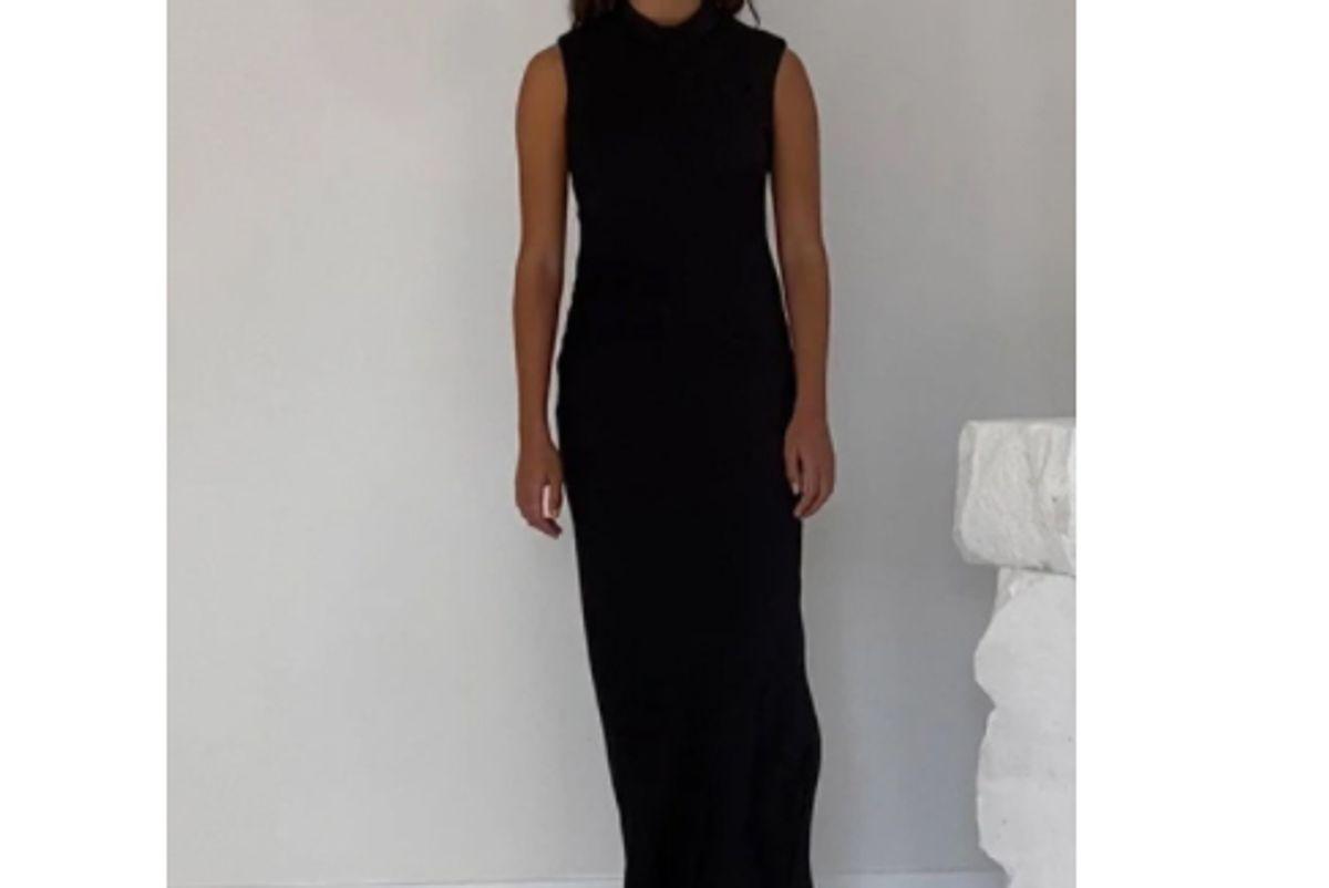 the garment secretary gown
