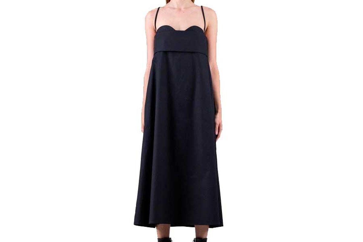 toit volant verona 2.0 organic twill dress