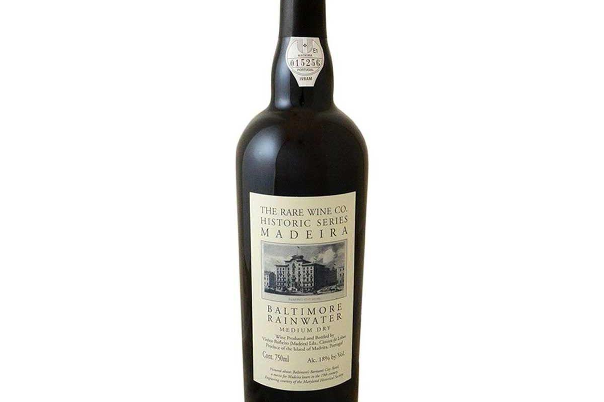 the rare wine co baltimore rainwater madeira