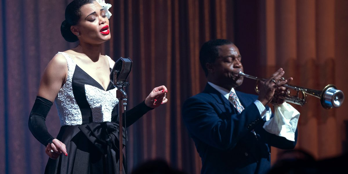 How Costume Designer Paolo Nieddu Recreated Billie Holiday's Iconic Style