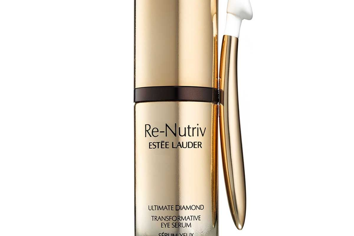 estee lauder re-nutriv ultimate diamond transformative eye serum