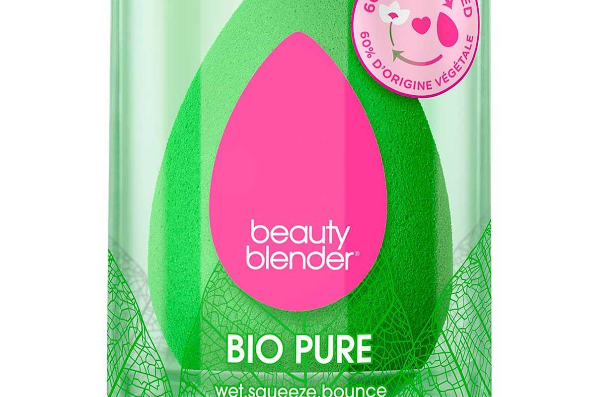beautyblender biopure sustainable makeup sponge
