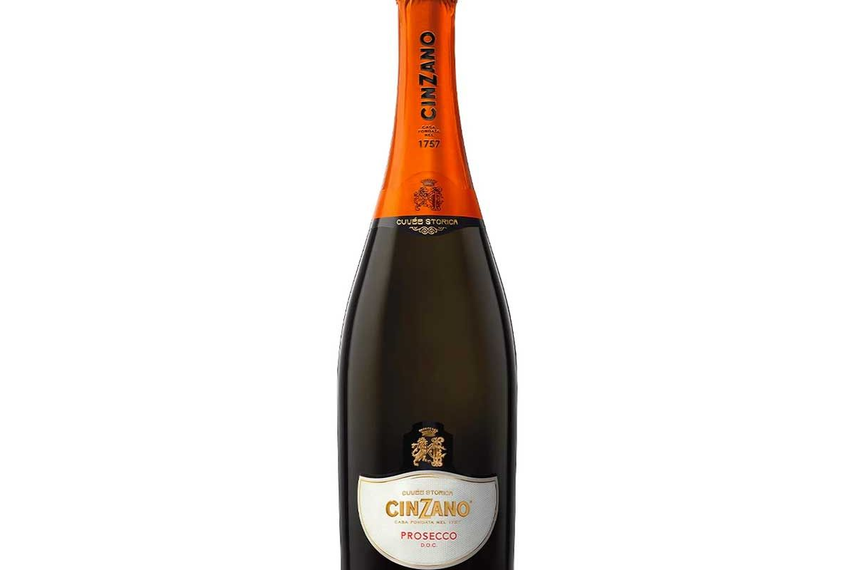 cinzano sparkling wine prosecco
