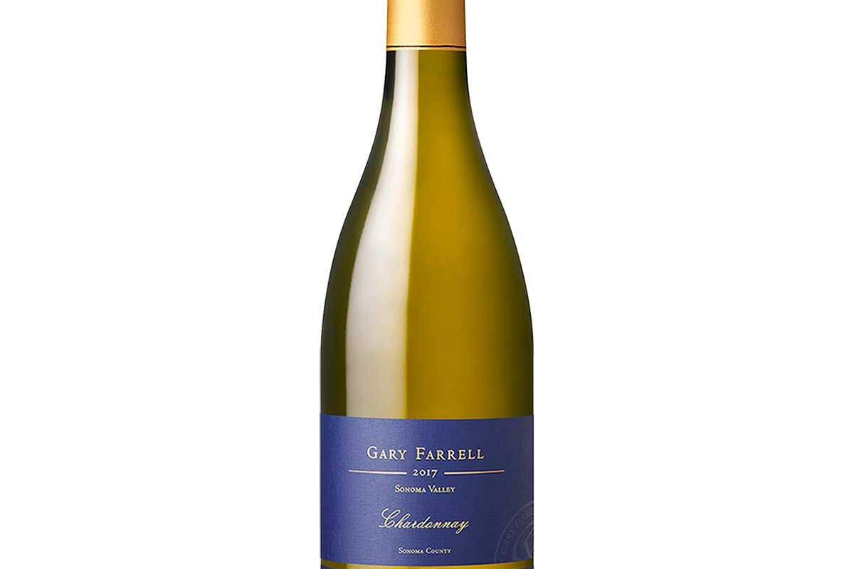 gary farrell 2017 durell vineyard chardonnay