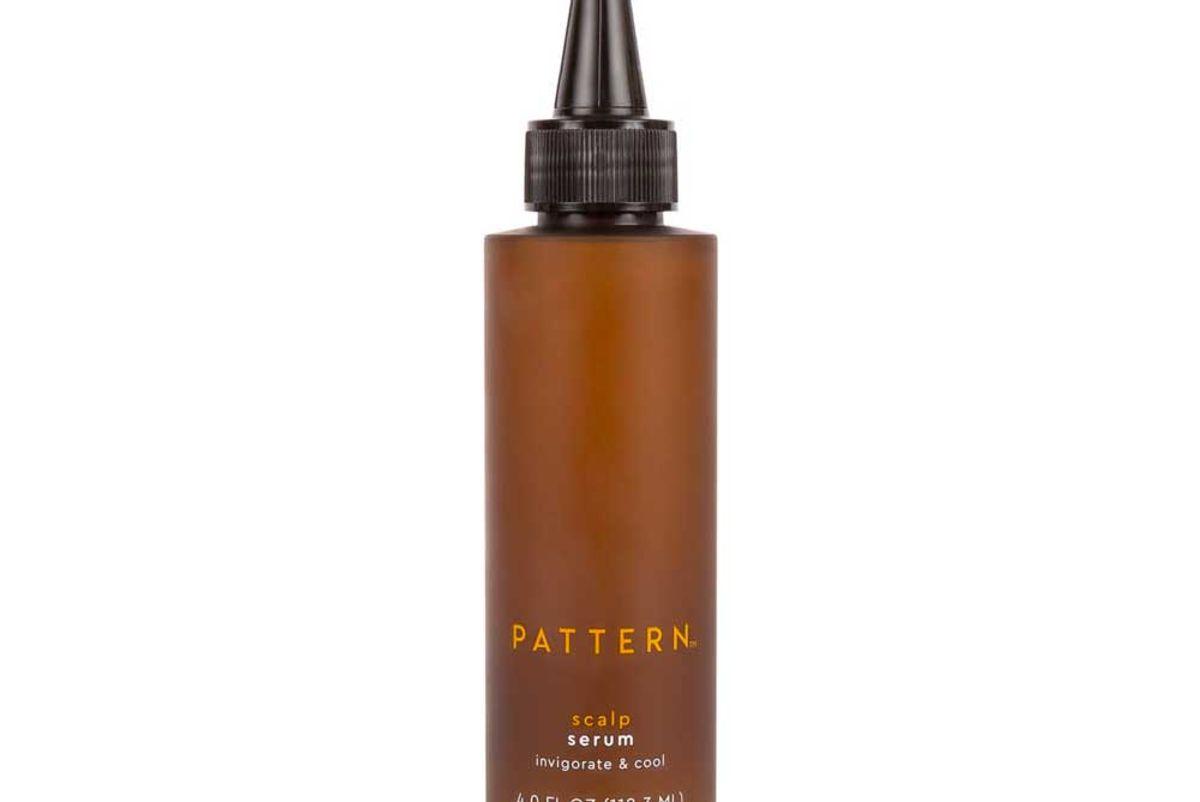 pattern scalp serum