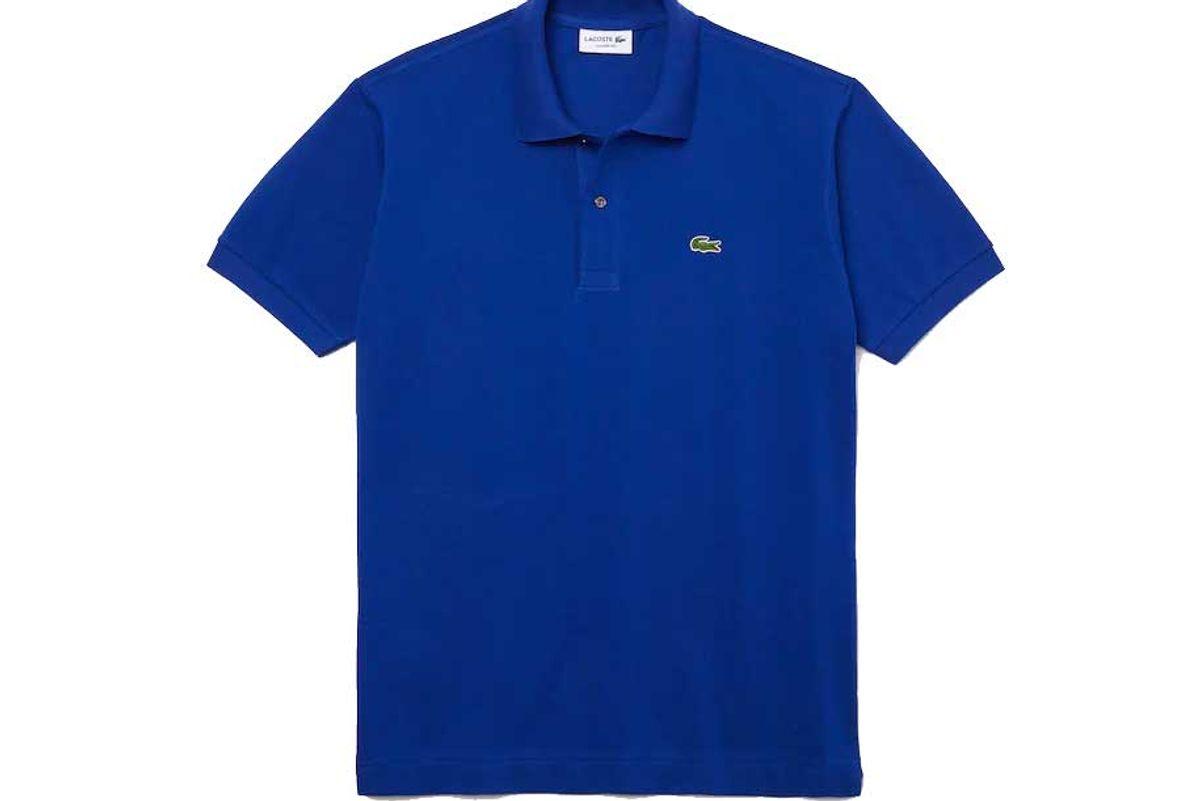 lacoste mens classic fit l2 12 polo shirt