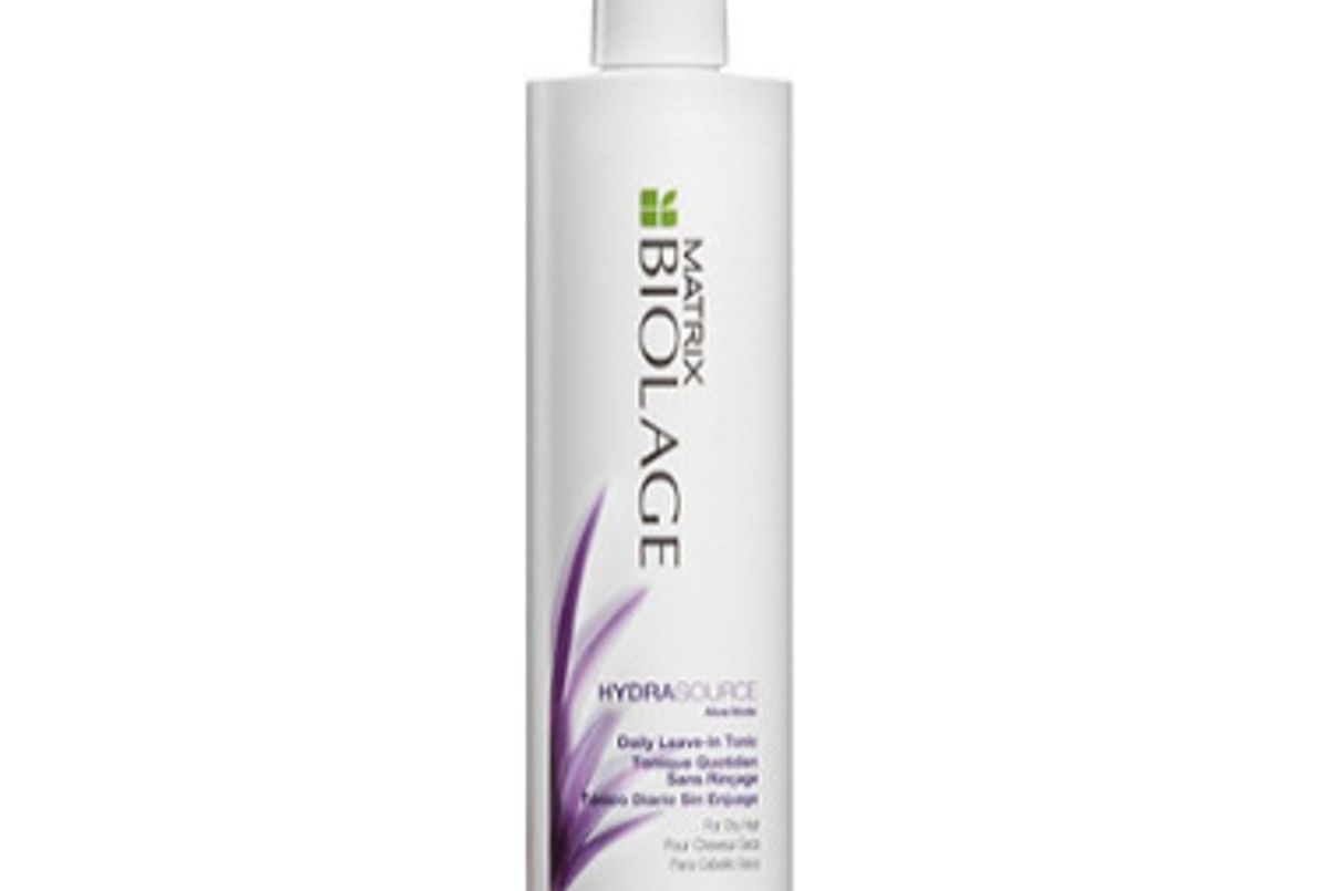 matrix biolage hydrasource daily leave in tonic