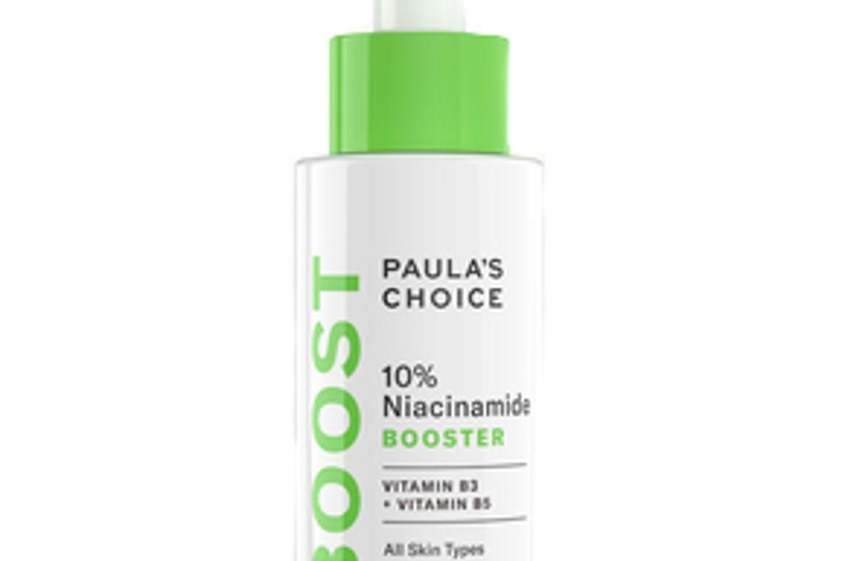 paulas choice 10 percent niacinamide booster
