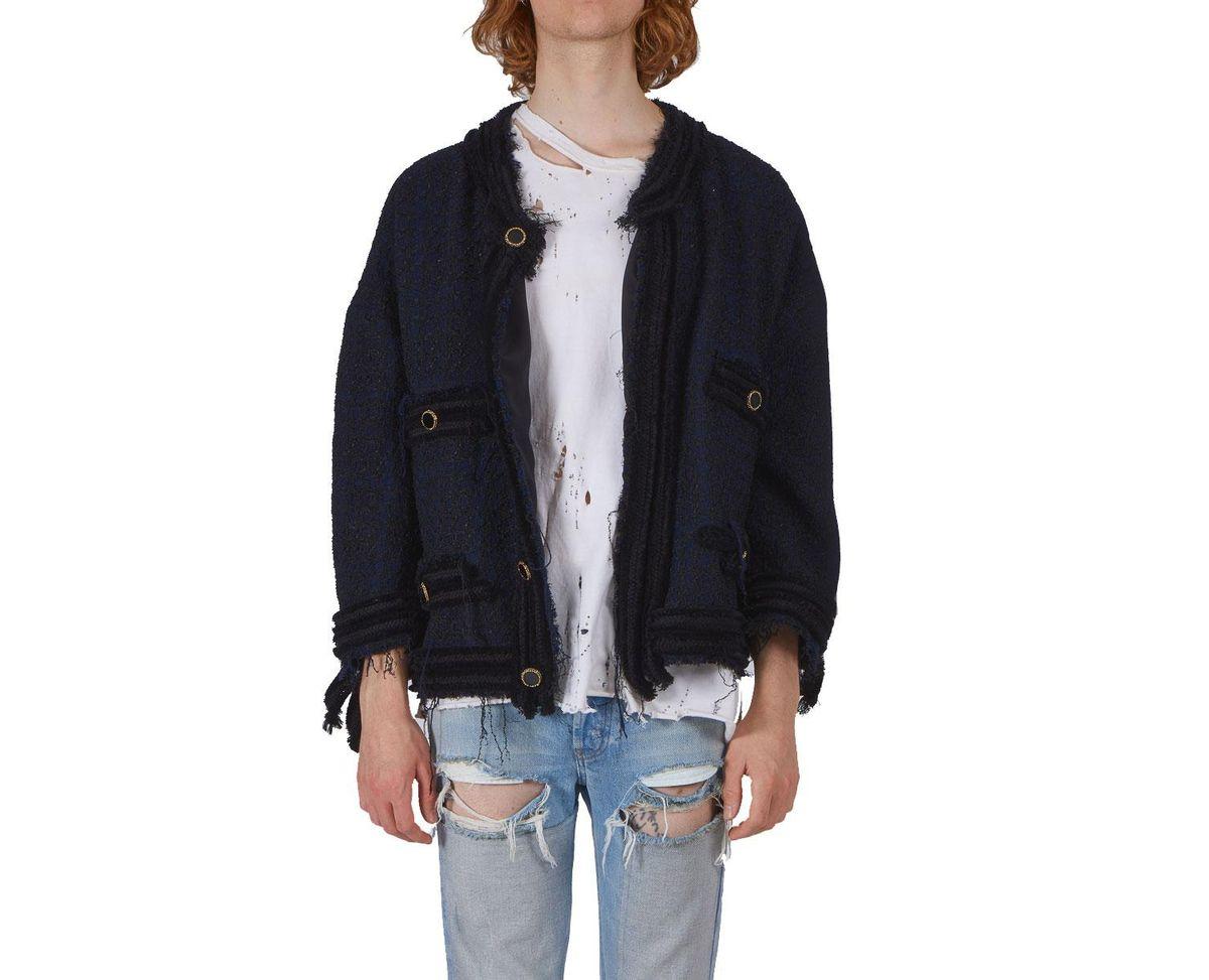 cool tm tweed jacket