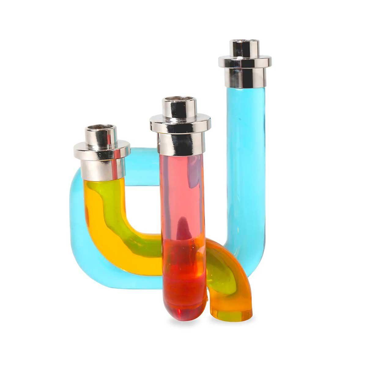jonathan adler pompidou acrylic candle holder