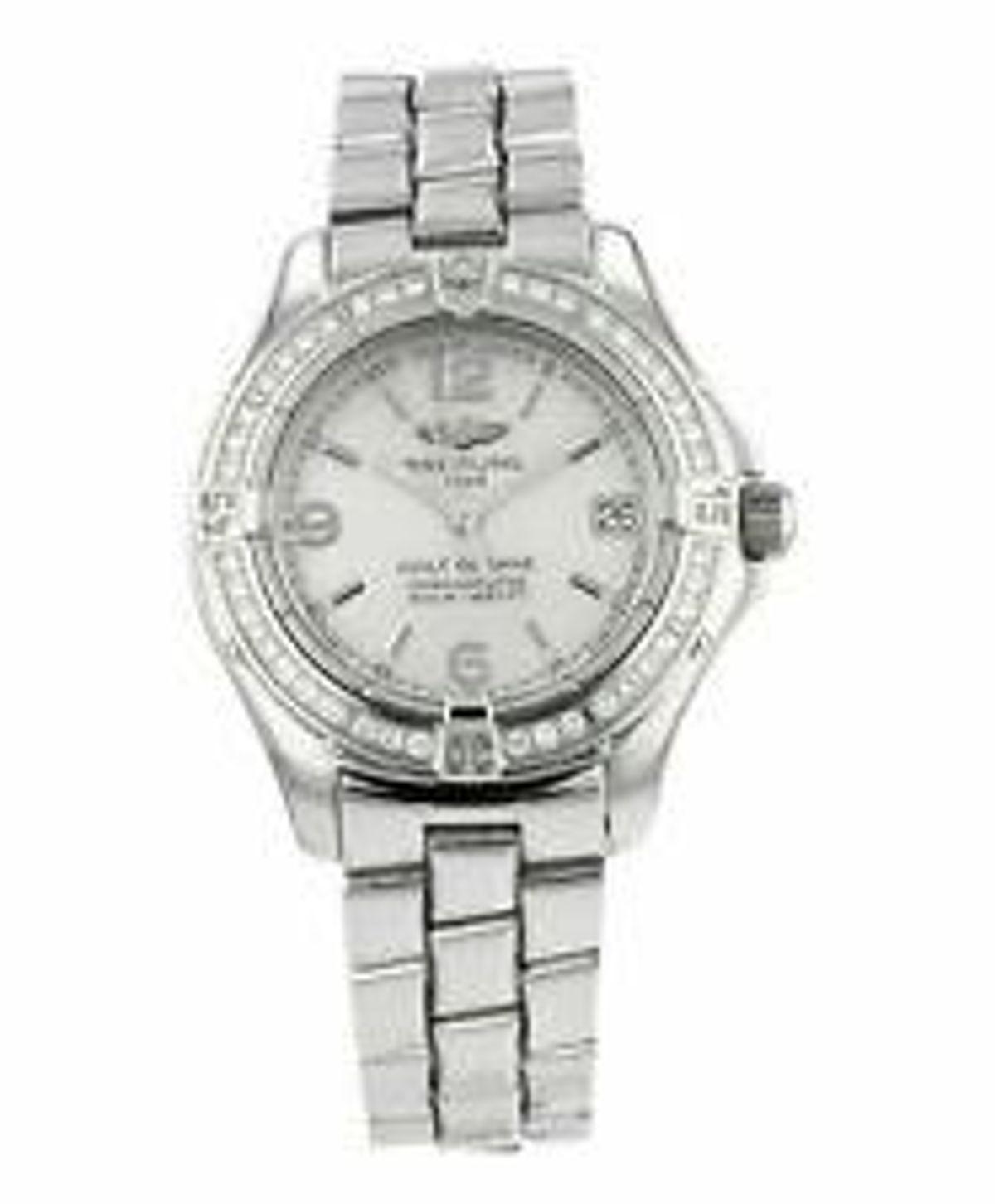 Colt Diamond Stainless Steel 33mm Ladies Quartz Watch A77350