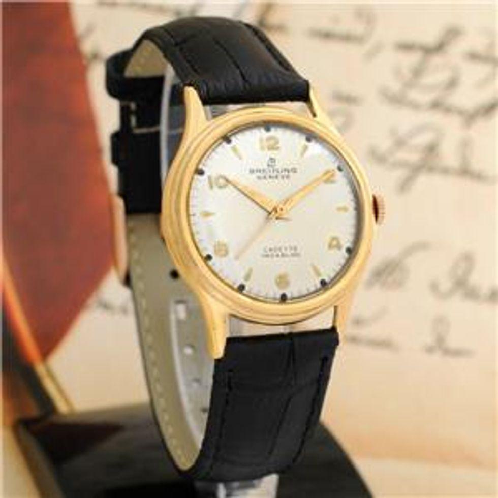Original Vintage Cadette Gold Plated Manual Wind Midsize Unisex Watch