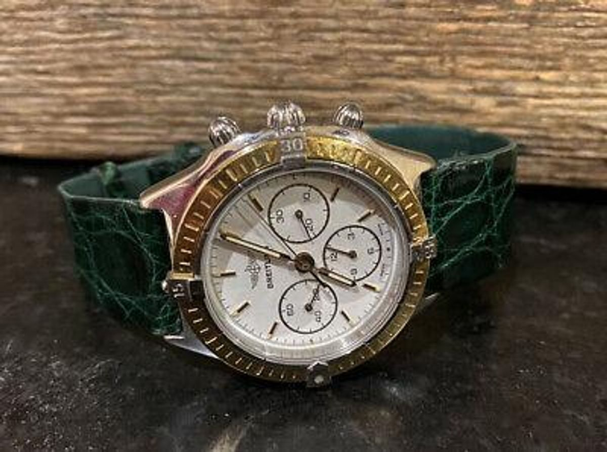 Authentic Chrono Callisto Clear Back Watch Serie Speciale D 11047