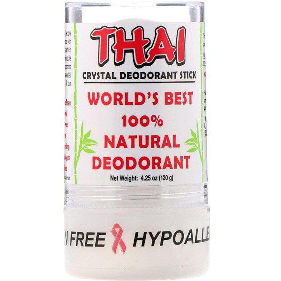 thai deodorant stone thai crystal deodorant stick